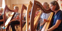 harp workshop